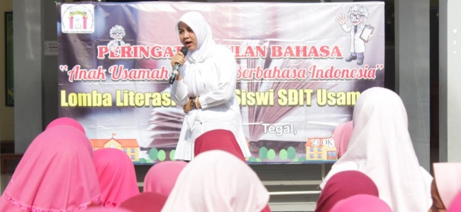 Peringatan Bulan Bahasa, Wujud Kecintaan Terhadap Bahasa dan Sastra Indonesia