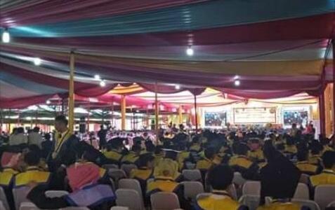 1.449 Mahasiswa Sarjana Sains Terapan dan Ahli Madya Poltek HB Diwisuda