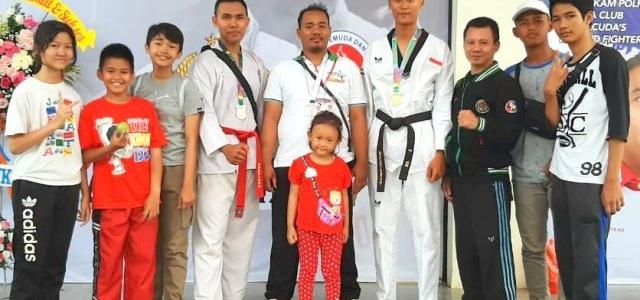 Dua Anggota Polres Tegal Kota Sabet Medali Emas Kejurnas Kapolri Cup 2