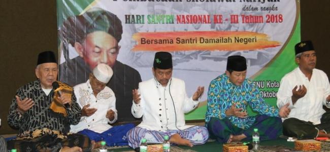 Bermunajat Sejahterakan Kota Tegal Dengan Sholawat Nariyah