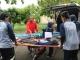 PGSD Tegal Gelar Simulasi Bencana Banjir