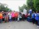 Ratusan Guru Ikuti Jalan Sehat Hut PGRI Ke-72